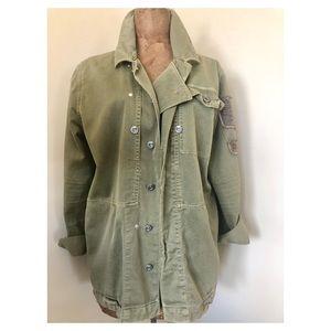 Free People Women's Boyfriend Jacket